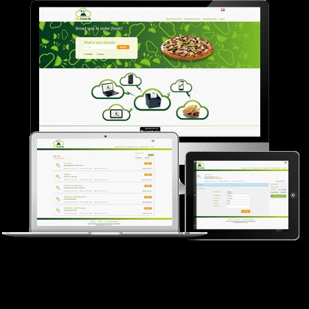 Систем за наручивање хране